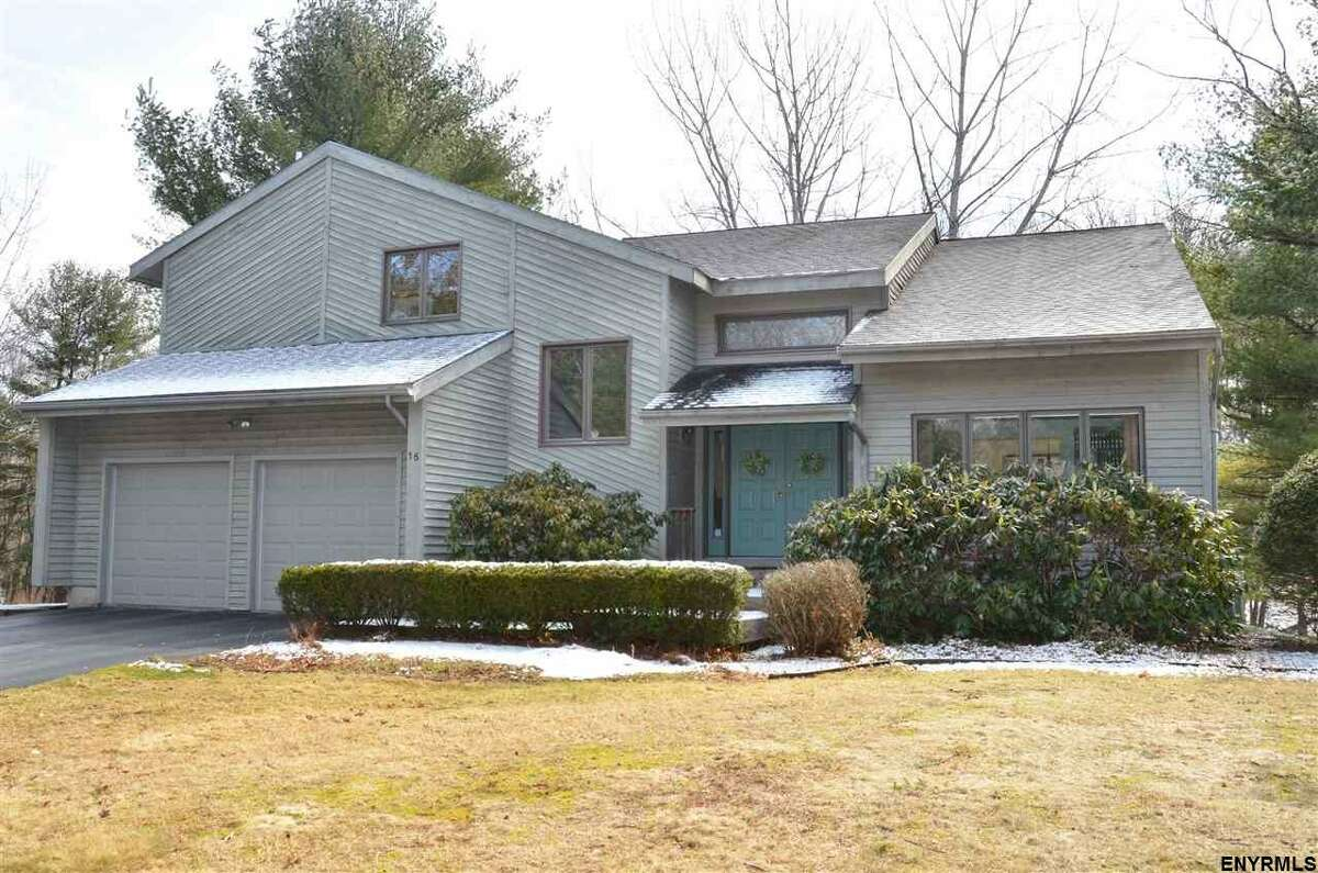 $360,000. 15 Orchard Park Dr., Clifton Park, NY 12065. View listing.