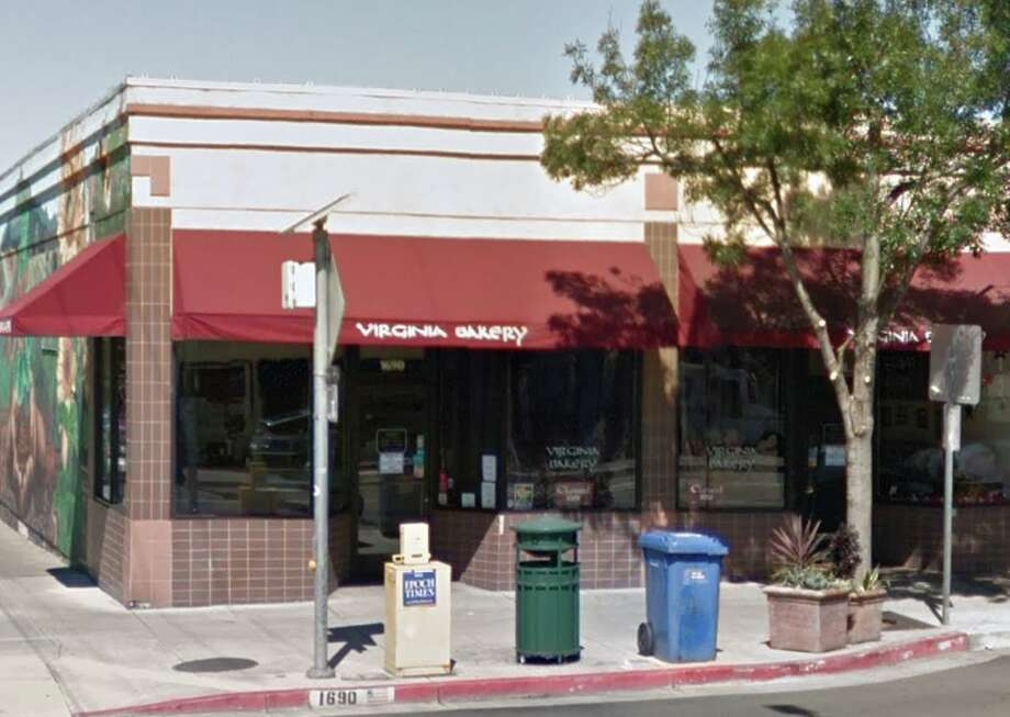 The exterior of Virginia Bakery in Berkeley. Photo by Google Street View