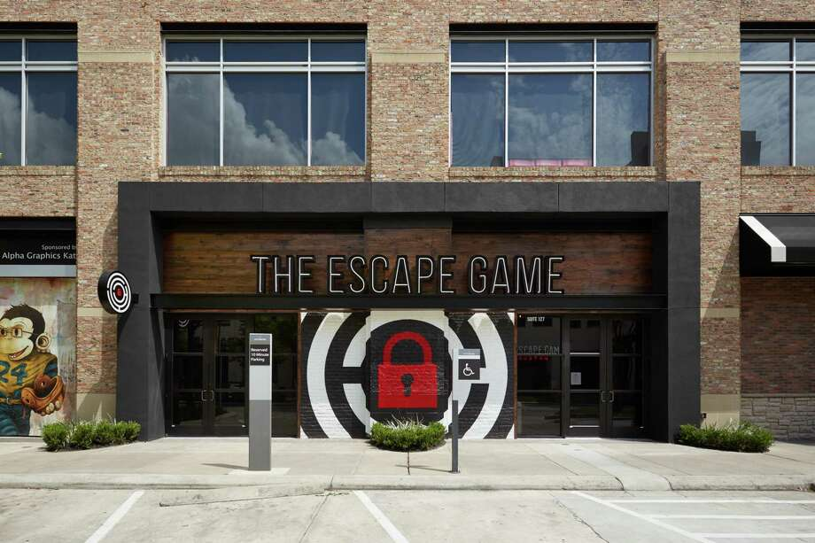 The Escape Game, a Nashville-based escape room concept, has made its Houston debut in CityCentre. Photo: The Escape Game