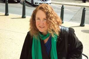 U.S. Rep. Elizabeth Esty returned to work in Washington D.C. Tuesday after a self-imposed two-week exile in the wake of abruptly withdrawing from her 2018 re-election bid. It is Esty's first full day back at work after acknowledging serious errors in judgment in handling the firing of her former chief of staff.