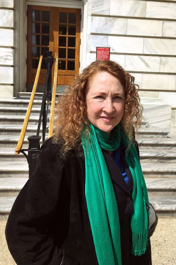 Rep. Elizabeth Esty returned to work in Washington, D.C., on Tuesday after a self-imposed two-week exile in the wake of abruptly withdrawing from her 2018 re-election bid. Photo: Dan Freeman /Hearst Newspapers Washington Bureau / Hearst Connecticut Media / Connecticut Post