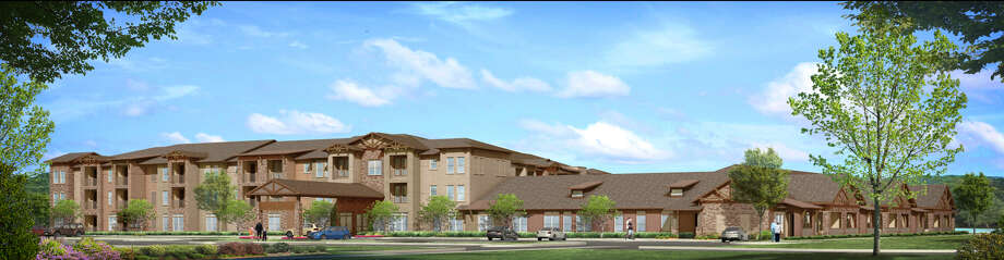 A rendering of the expansion at Watercrest at Kingwood. Photo: Watercrest At Kingwood