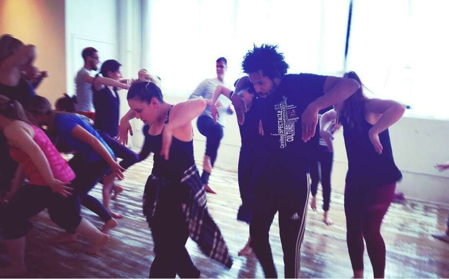 Members of the Elm City Dance Collective. Photo: ECDC / Contributed Photo