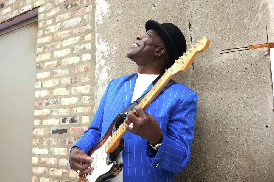 Chicago blues legend Buddy Guy will perform in Fairfield April 22. Photo: File / Contributed Photo / Greenwich Citizen
