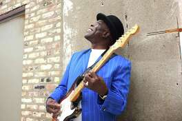 Chicago blues legend Buddy Guy will perform in Fairfield April 22.