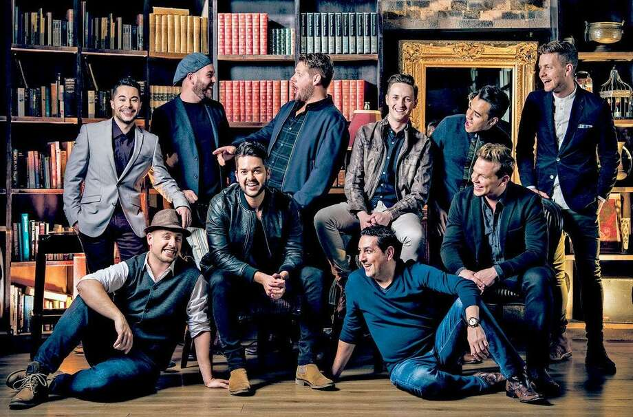 "The Ten Tenors: ""Home for the Holidays"" benefiting the Midland Odessa Symphony and Chorale. 8 p.m. Wednesday at Wagner Noel Performing Arts Center, 1310 N. Farm-to-Market Road 1788. $23-$68. MOSC.org. Photo: Courtesy Photo"