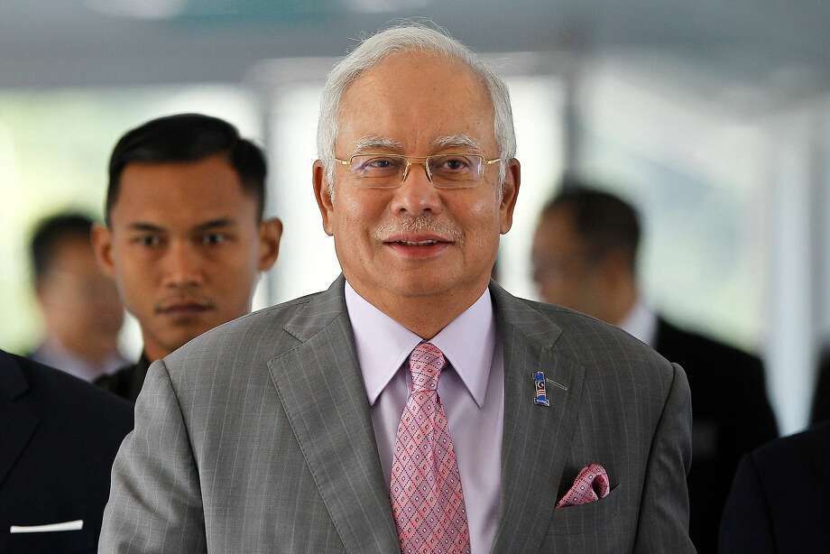 Prime Minister Najib Razak has been dogged by a corruption scandal involving an investment fund. Photo: Sadiq Asyraf / Associated Press