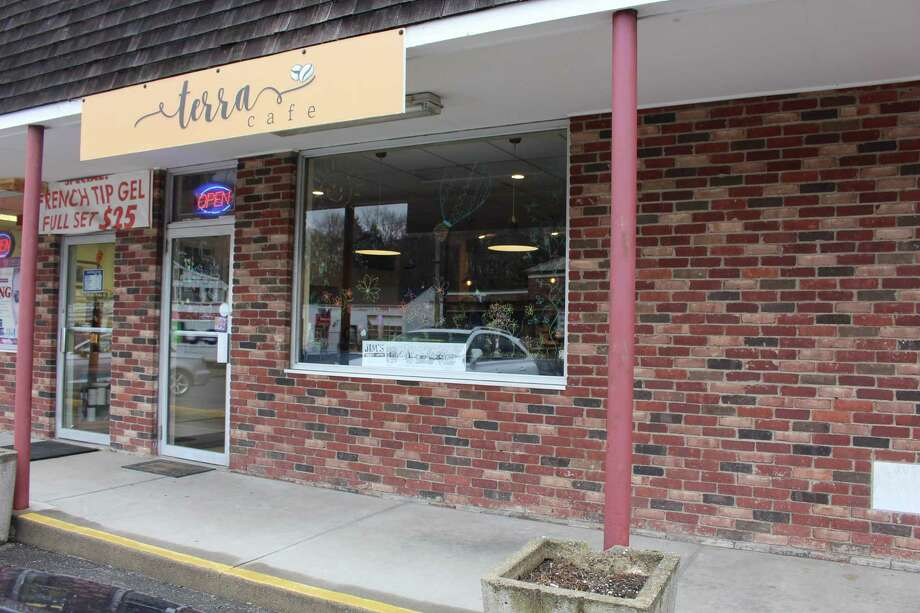 Terra Cafe, at 150 Main Street, Monroe. Photo: Jordan Grice / Hearst Connecticut Media / Connecticut Post