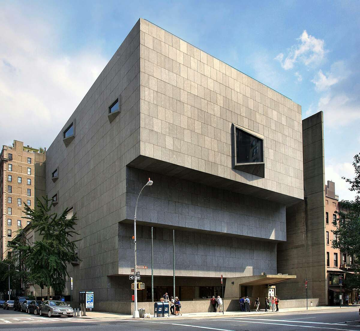 The Met Breuer, a $15 million renovation of the former Whitney Museum