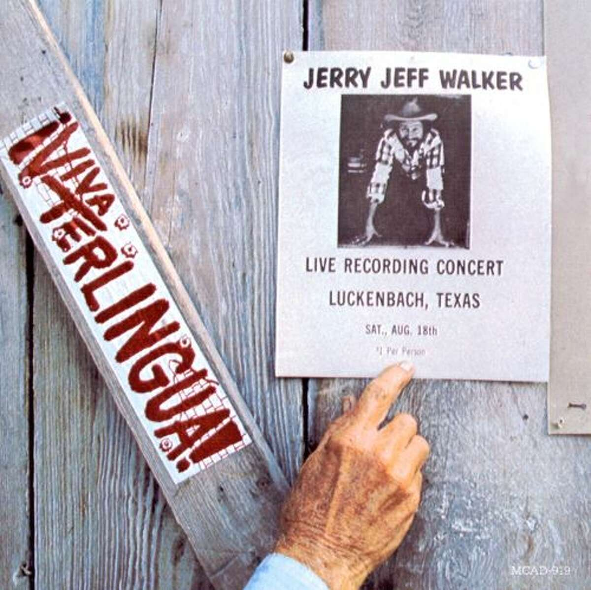 Jerry Jeff Walker -