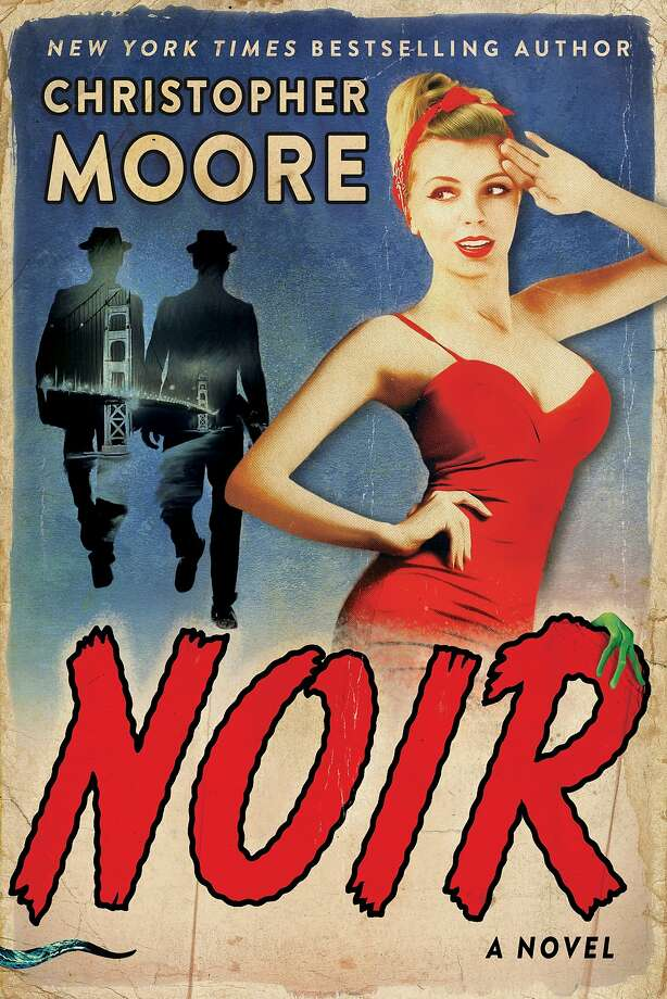 """Noir"" Photo: William Morrow"