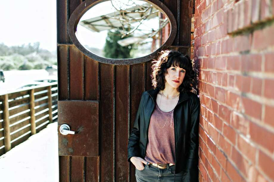 """Connecticut native Xhenet Aliu's debut novel, """"Brass,"""" is set in and around Waterbury. Photo: Sara Wise / Contributed Photo / Sara Wise Photography"""