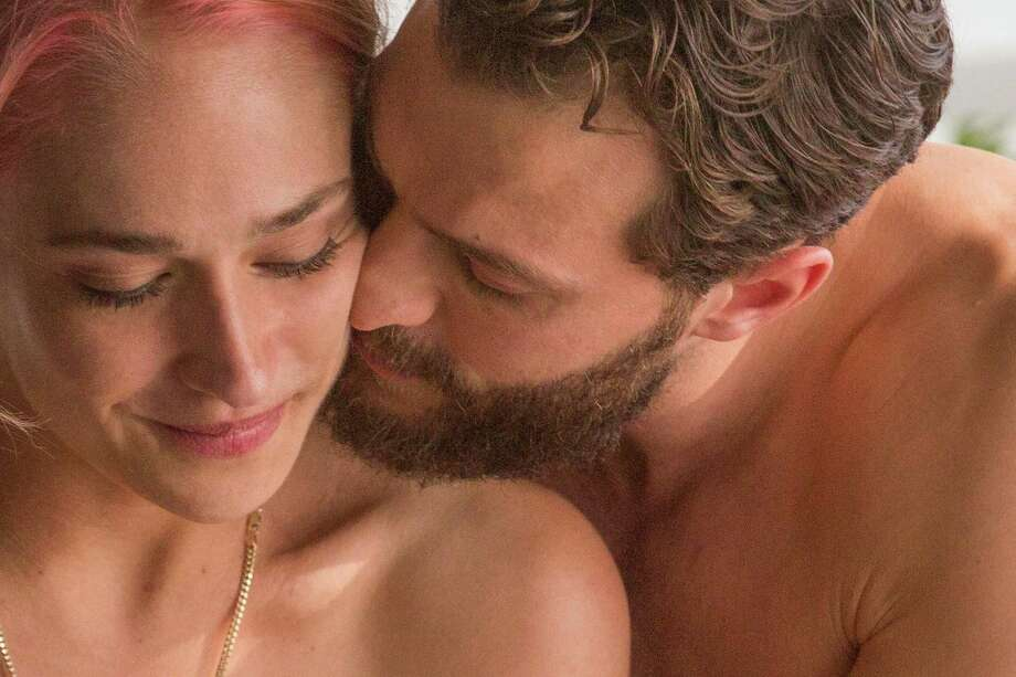 "Jemima Kirke, left, and Jamie Dornan are featured in ""Untogether,"" the new film by Stamford native Luke Daniels that has been selected for the Tribeca Film Festival. Photo: Tribeca Film Festival / Contributed Photo"