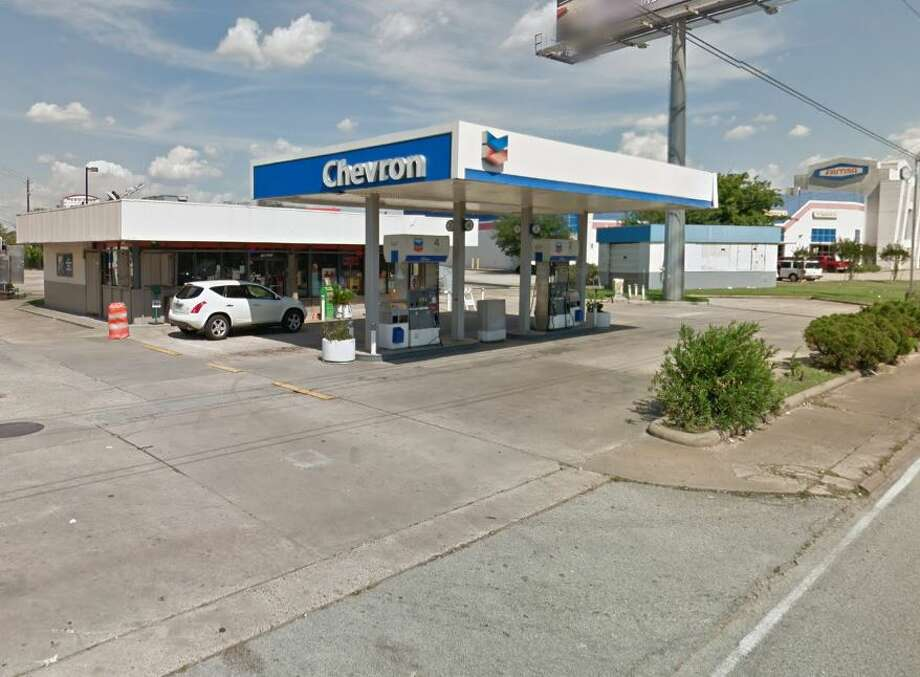 1 hospitalized after shooting in north houston gas station - midland