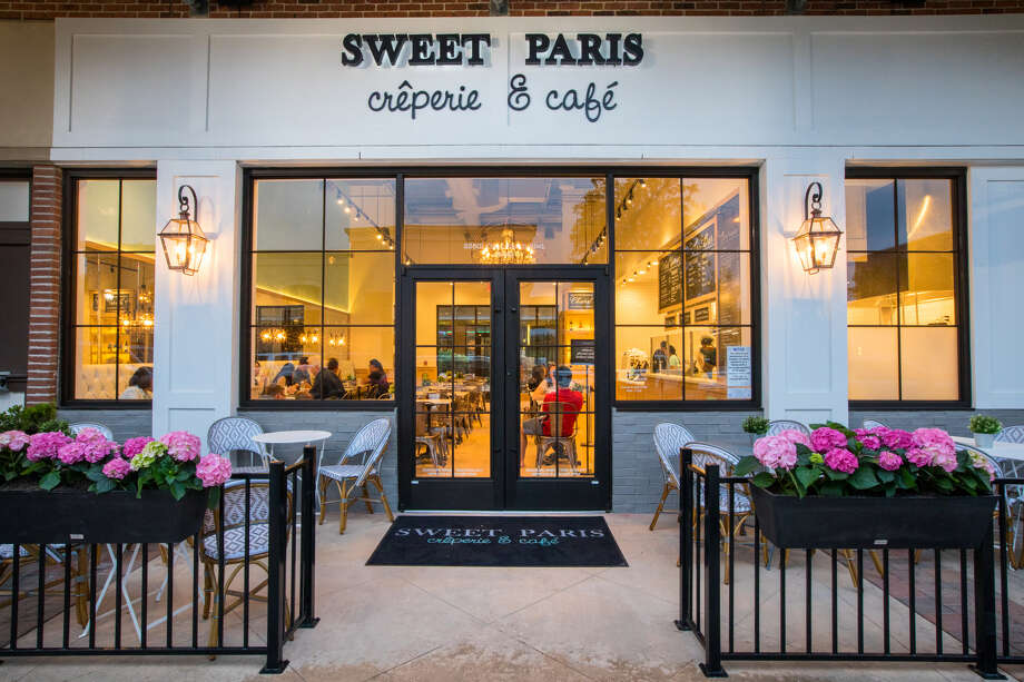 Sweet Paris has opened a location in La Centerra at Cinco Ranch. Photo: Sweet Paris Crêperie & Café