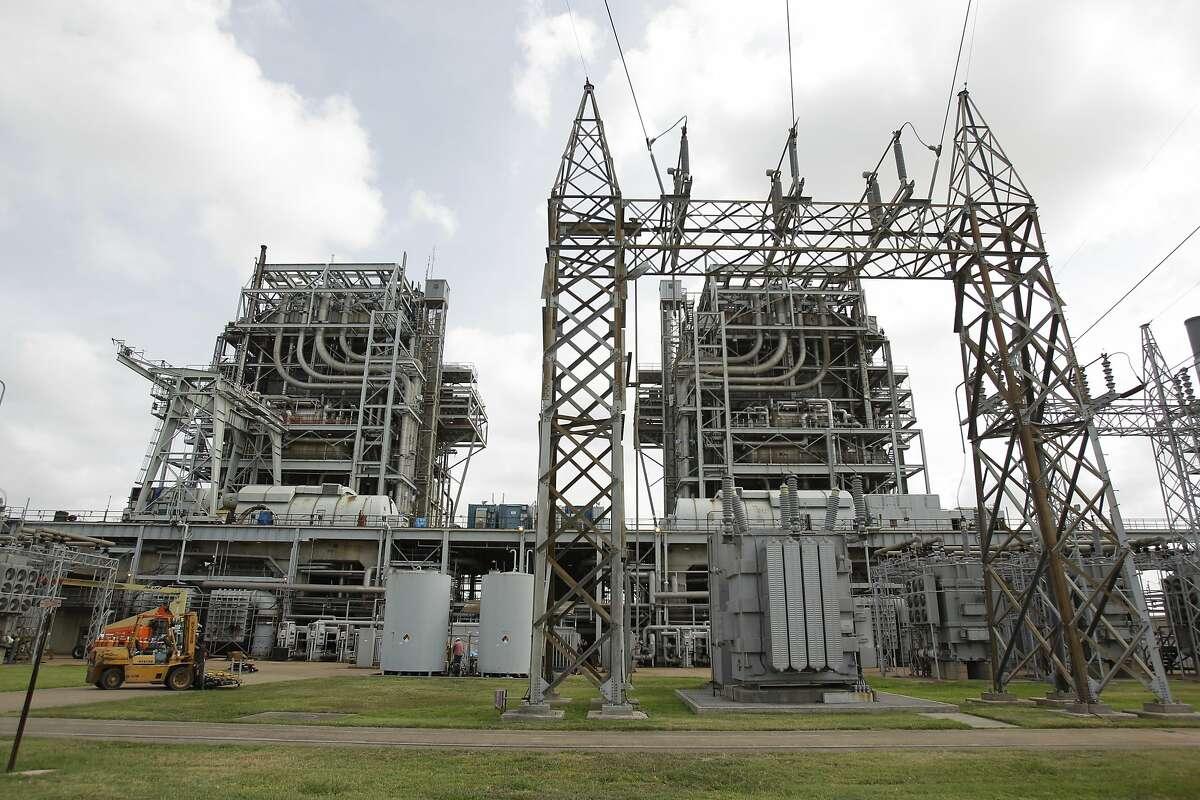 NGR Energy is retiring the S.R. Bertron power plant.