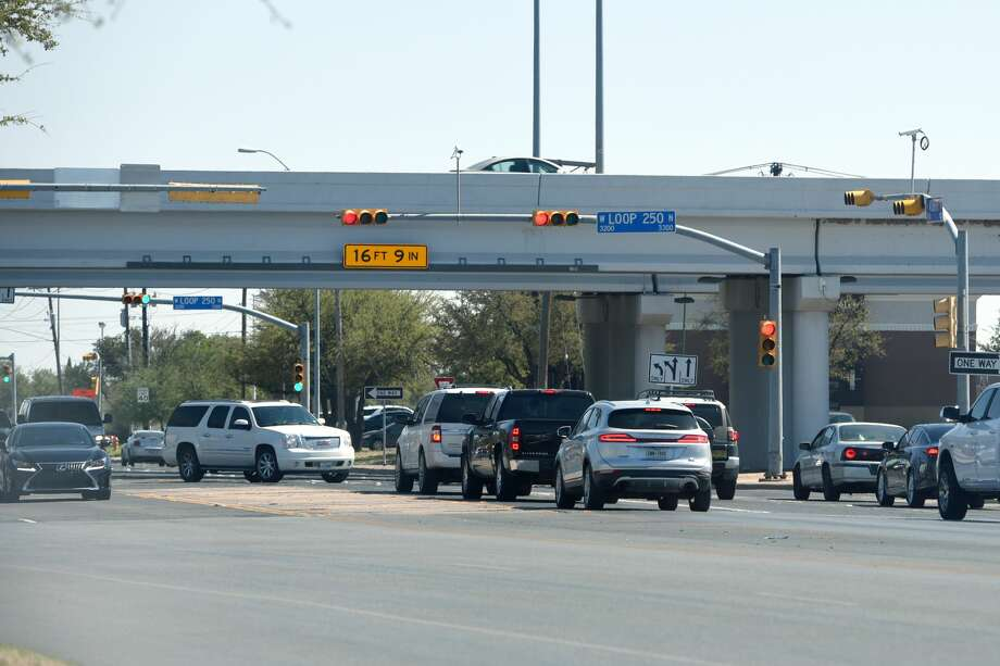 The following are the intersections with the highest number of crashes in Midland >>> Photo: James Durbin