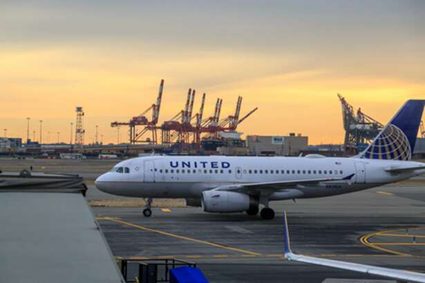 United airlines airplane in the newark airport (Dreamstime/TNS)