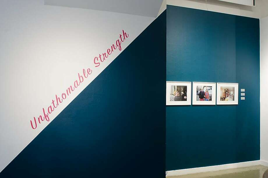 """Images from """"#UndocuJoy,"""" a group show highlighting undocumented immigrants and their art. Photo: Define American"""