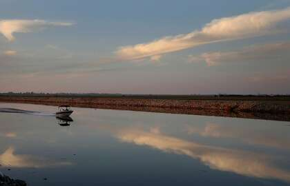 California Delta Fishing Map, Californias 2 Tunnel Delta Project Back On Track With Socal Water Districts Vote, California Delta Fishing Map