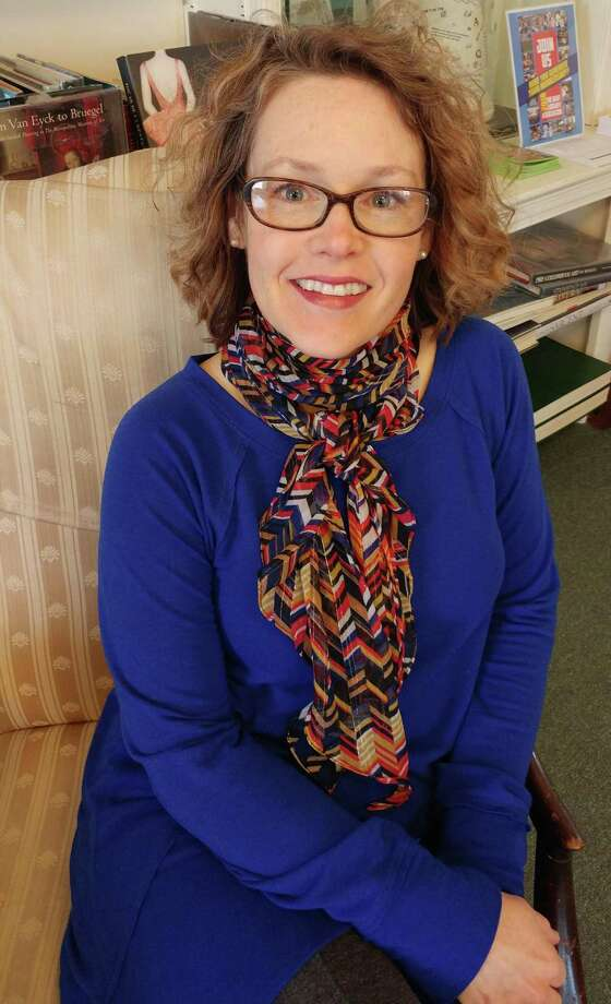 Kent Memorial Library has announced its new director, Sarah Marshall. Photo: Courtesy Of Kent Memorial Library / The News-Times Contributed