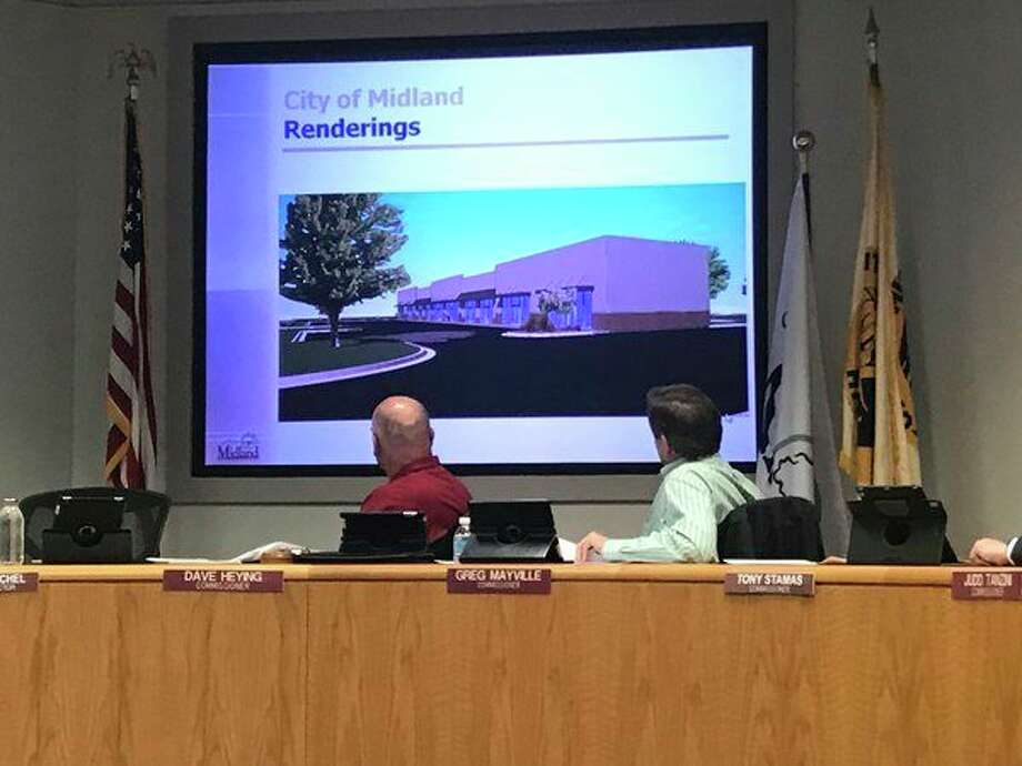 The Midland City Planning Commission approved a site plan at its April 10 meeting to construct an additional 50 student housing units in phase two of the Northwood Village student housing plan. (Kate Carlson/kcarlson@mdn.net)
