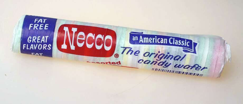 Necco wafers. Photo: Shaminder Dulai, STAFF / San Antonio Express-News / sdulai@express-news.net