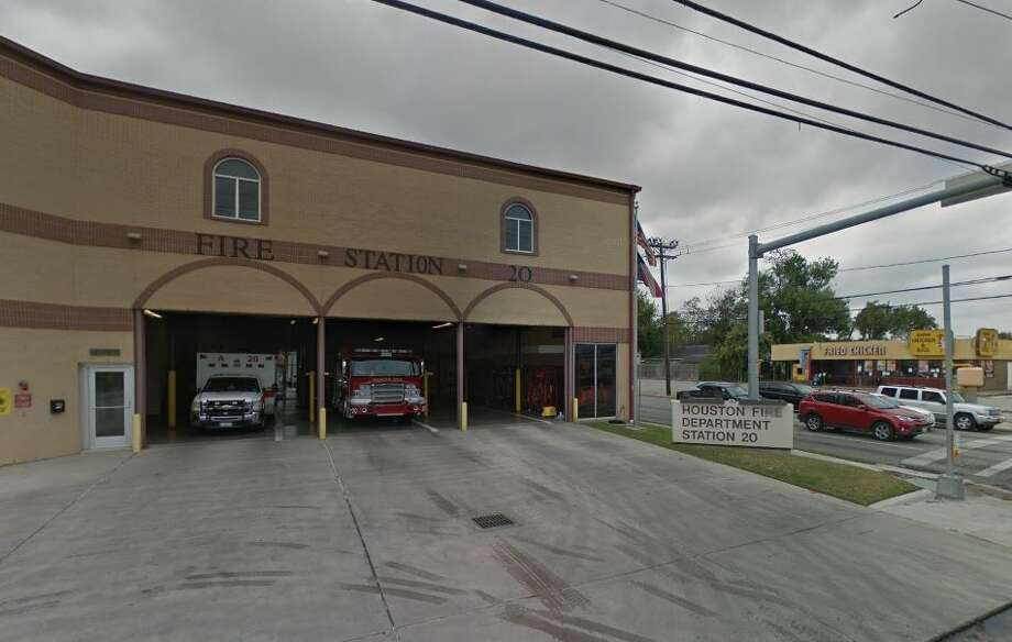 A shooting victim called 911 while rushing himself to a Houston fire station in Magnolia Park on Tuesday night, police said. Photo: Google Maps