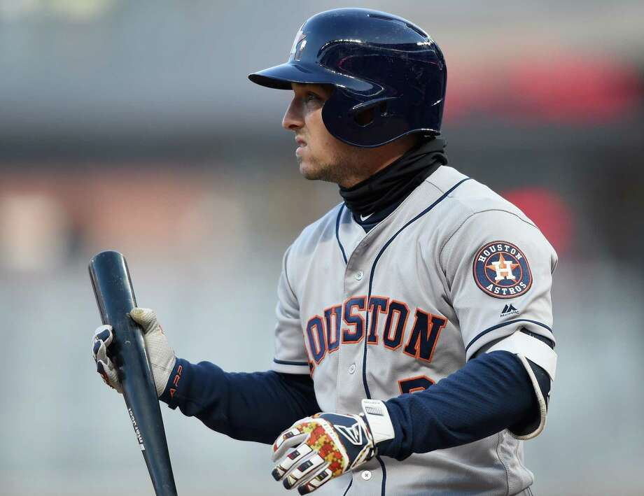 Alex Bregman and the Astros have had a hard time getting their offense going of late. Photo: Hannah Foslien, Getty Images / 2018 Getty Images