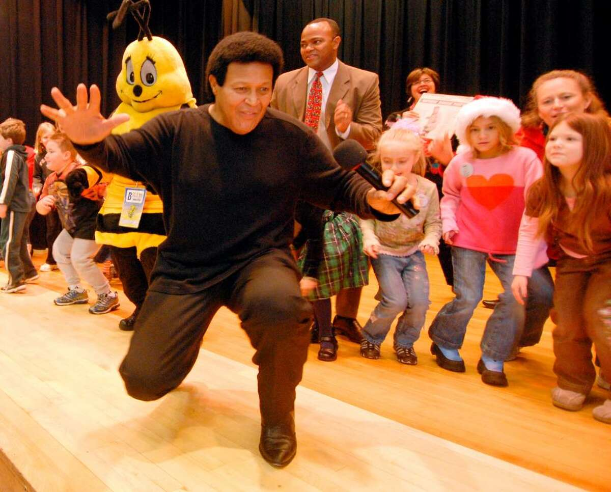 In 2007 Chubby Checker, in the area for a private Christmas party at radio station 95.5FM, visited Skano Elementary School in Clifton Park and taught students the