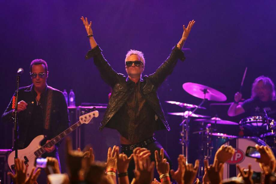 """Stone Temple Pilots will perform as one of three headlining acts this summer at LEA. The concert is part of the trios """"Revolution 3"""" tour. Photo: Christian Petersen/Getty Images"""