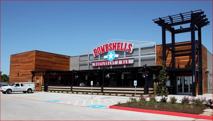 Food Restaurants In Pearland Texas