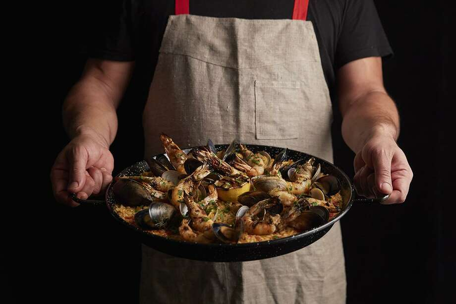 "Paella will be part of The Pearl's ""Olé, San Antonio"" celebration of Spanish influences this summer. Photo: Hearst Newspapers"