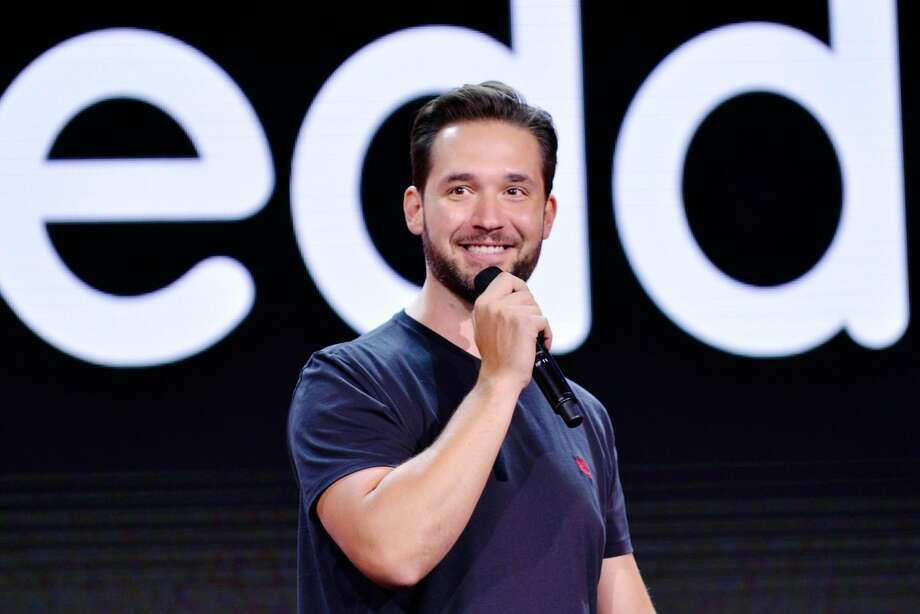 Alexis Ohanian Photo: Jerod Harris | Getty Images