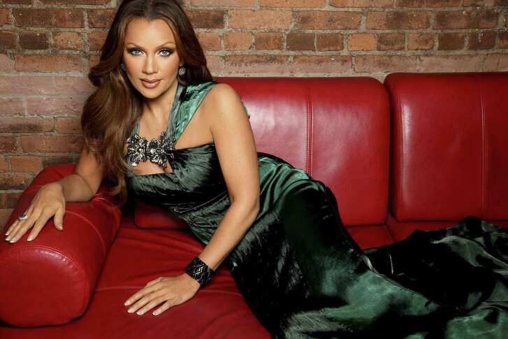 Vanessa Williams has a best friend in Houston and remembers performing here with Luther Vandross.