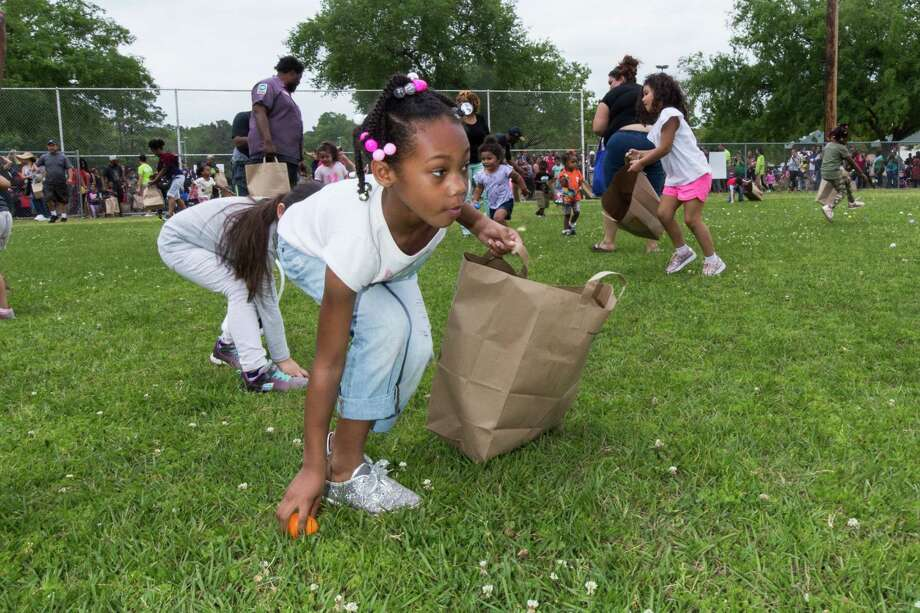 Bayou Greenway Day 2018 attracted more than 4,000 guests to Tidwell Park along Halls Bayou Greenway for a free family festival with activities and entertainment for all ages. Photo: Courtesy Of F. Carter Smith, FCS Photos / © 2018 F. Carter Smith