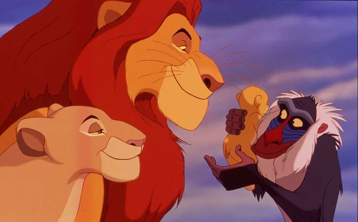 """""""The Lion King,"""" will be screened at Memorial City Mall on Friday."""