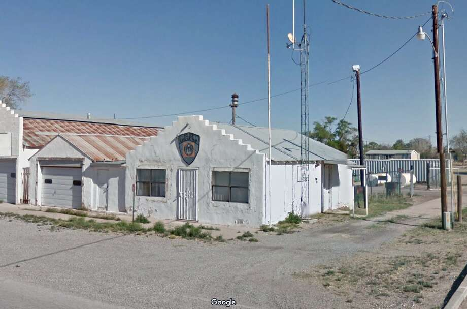The Lake Arthur Police Department in New Mexico. Photo: Google Maps
