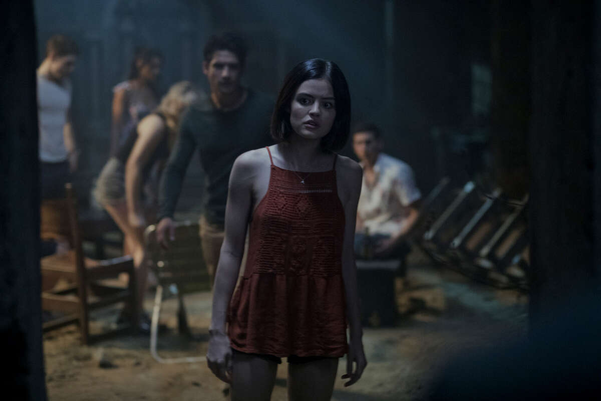 Truth or Dare (2018) Coming to Netflix on Oct. 3 A group of colleges kids on vacation awaken an evil spirit while playing a twisted game of truth or dare.