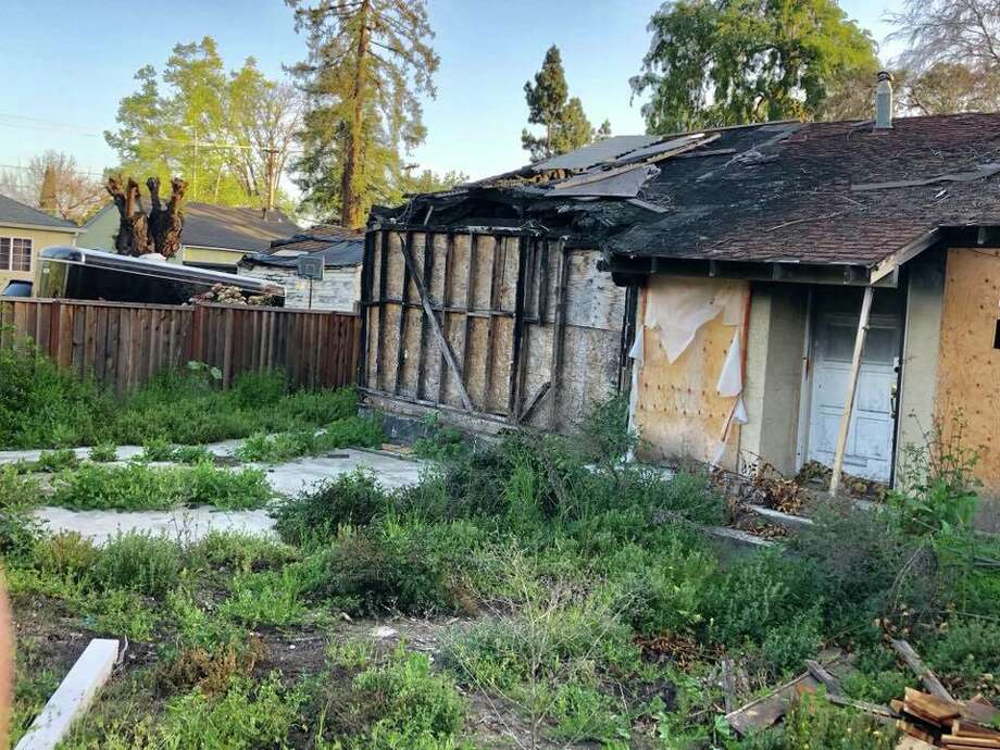 A home at 1375 Bird Ave. in Willow Glenn experienced a damaging fire two years ago and is about to go on the market for $799,000. Photo: Sereno Group