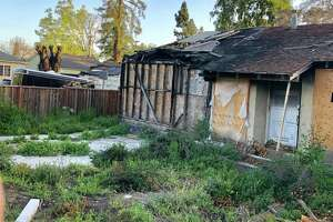 A home at 1375 Bird Ave. in Willow Glenn experienced a damaging fire two years ago and is about to go on the market for $799,000.