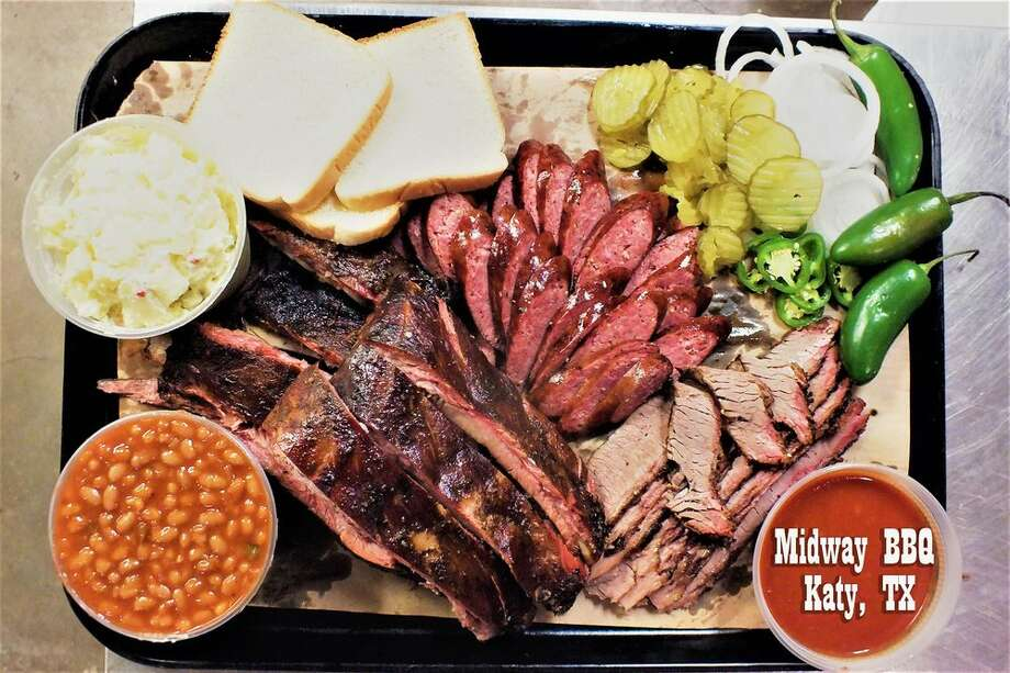 Midway BBQWhere: 6025 Hwy Blvd.Phone number: (281) 391-2830Info: Kids eat free on Saturdays, 5-8 p.m.