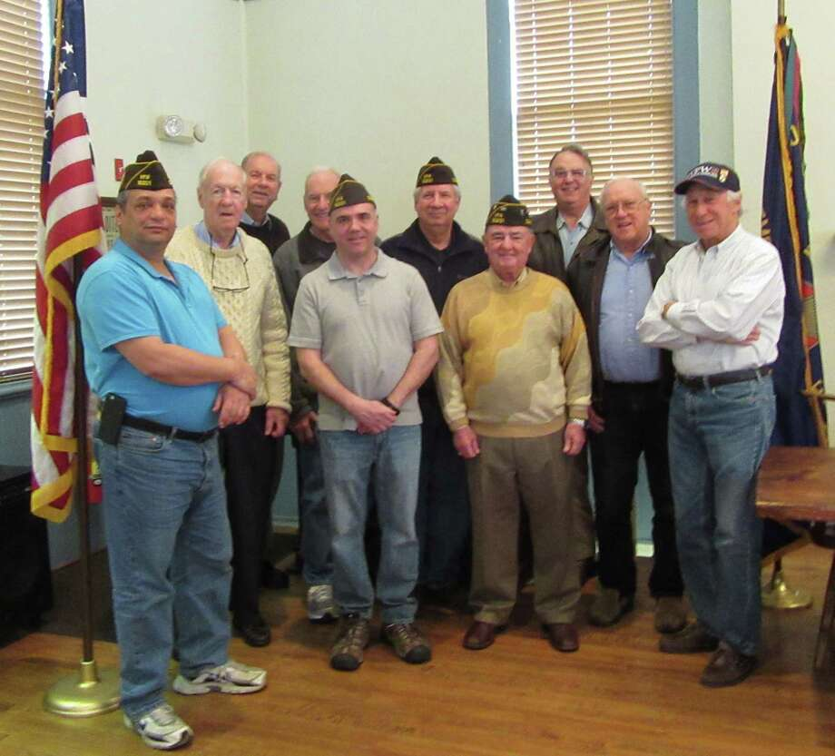 The Brookfield Veterans of Foreign Wars Post 10201 is hosting an open house for veterans from 11 a.m. to 1 p.m. Saturday. Photo: / Contributed Photo