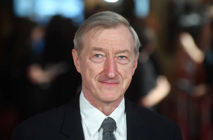 LONDON, ENGLAND - APRIL 06: Julian Barnes attends the Gala screening of 'The Sense of an Ending' at Picturehouse Central on April 6, 2017 in London, England. (Photo by Stuart C. Wilson/Getty Images)