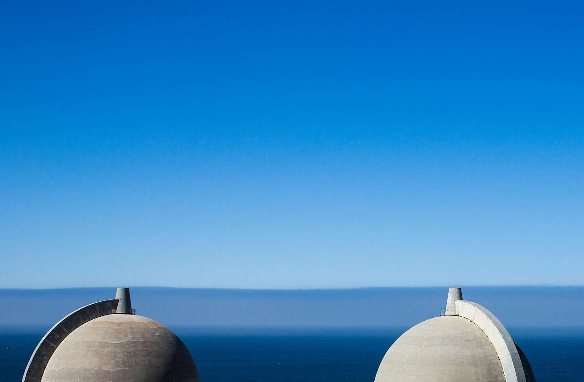 The Diablo Canyon Power Plant near Avila Beach in San Luis Obispo County has two Westinghouse-designed pressurized-water nuclear reactors operated by Pacific Gas & Electric Co.