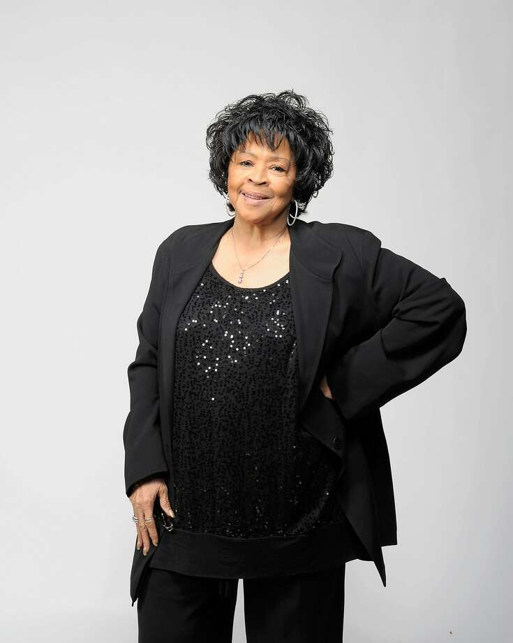 Yvonne Staples was inducted into the Rock and Roll Hall of Fame with the Staple Singers. Photo: Charley Gallay / Getty Images 2011