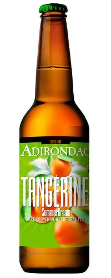 ADK Tangerine Dream, a seasonal brew by the Adirondack Pub & Brewery in Lake George. (Provided)