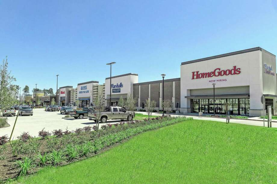 HomeGoods and  Marshalls have opened in 336 Marketplace, a regional shopping  center at the southwest corner of Interstate 45 and South Loop 336 in Conroe's Grand Central Park community. Photo: Johnson Development Corp. / Johnson Development Corp.