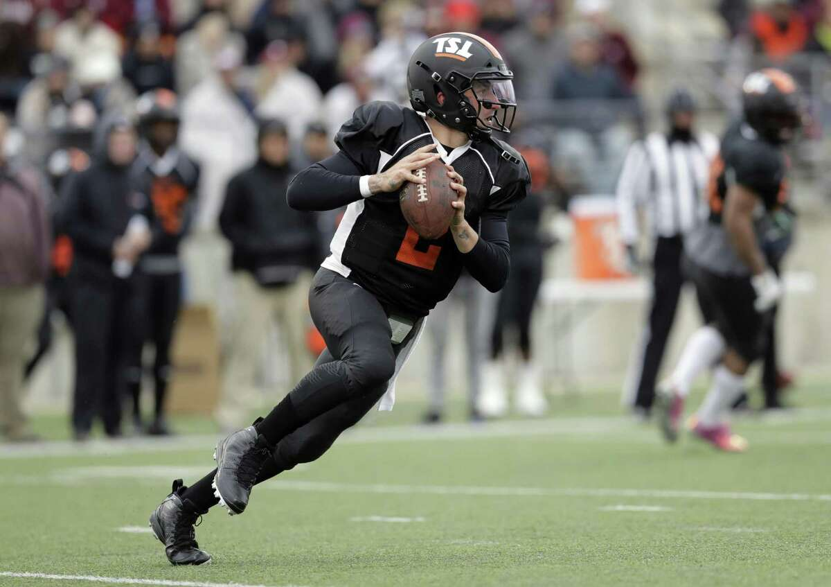 The Cleveland Browns selected Manziel with the No. 22 pick in the NFL Draft, but Manziel flamed out of the league quickly due to an uneven performance and a slew of off the field issues. He is still trying to make a comeback and recently played in the Austin Spring League.