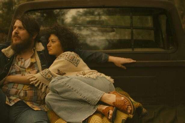Ben Dickey and Alia Shawkat in 'Blaze'